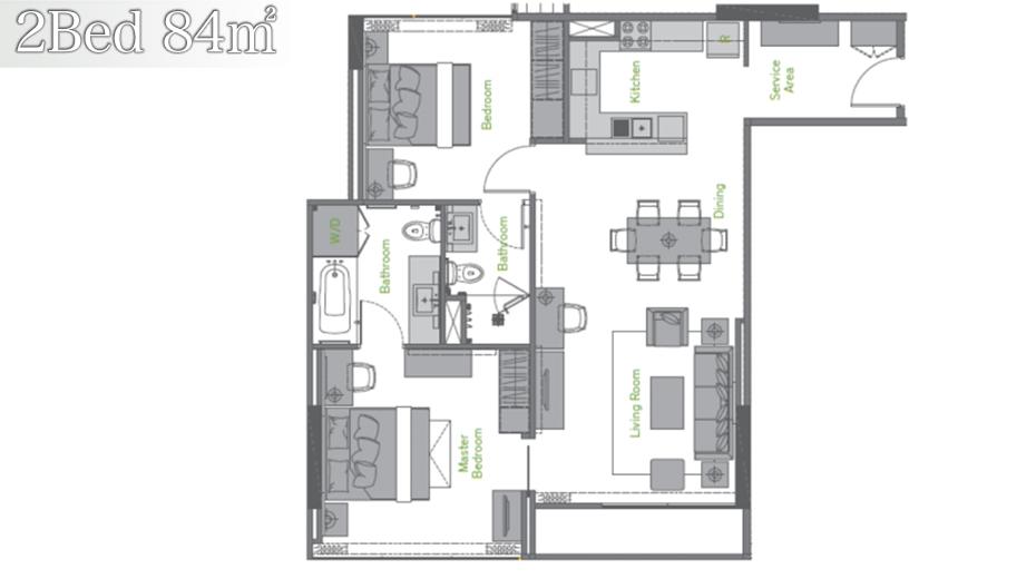 Oakwood Residence Sukhumvit 24