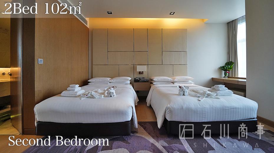 Marriott Executive Apartments Bangkok Sukhumvit Thonglor