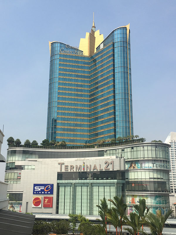 Grande Centre Point Sukhumvit-Terminal 21