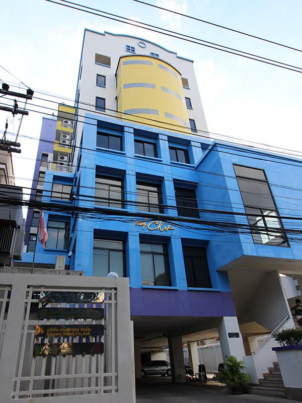 Chet Building